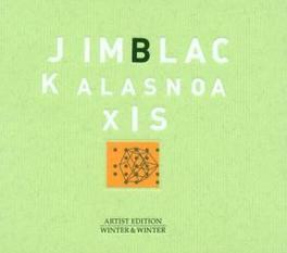 ALAS NO AXIS Audio CD, BLACK, JIM -QUARTET-, CD