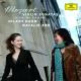 VIOLIN SONATA K301,304,37 W/HILARY HAHN Audio CD, W.A. MOZART, CD