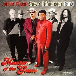 MASTER OF THE GAME ..EDMONSON JACKIE/STEVE EDM.. PAYNE, CD