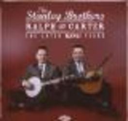 RALPH AND CARTER LATER KING YEARS Audio CD, STANLEY BROTHERS, CD