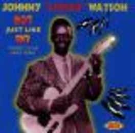 HOT JUST LIKE TNT 28 TR. COMPILATION INCL. 6 TR. HE RECORDED FOR J. OTIS Audio CD, WATSON, JOHNNY -GUITAR-, CD