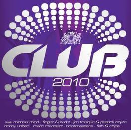 CLUB 2010 Audio CD, V/A, CD