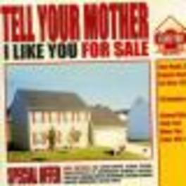 I LIKE YOU -14TR- Audio CD, TELL YOUR MOTHER, CD