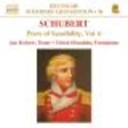 POETS OF SENSIBILITY.. VOL.6/JAN KOBOW/ULRICH EISENLOHR Audio CD, F. SCHUBERT, CD