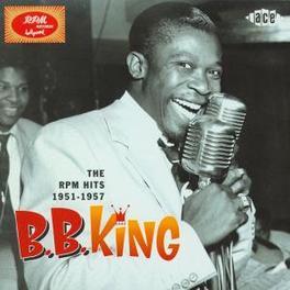 RPM HITS 1951-1957 Audio CD, B.B. KING, CD