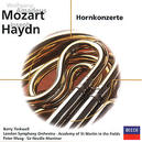 HORNKONZERTE NO. 1-4 BARRY TUCKWELL, LONDON SYMPHONY ORCH., PETER MAAG,