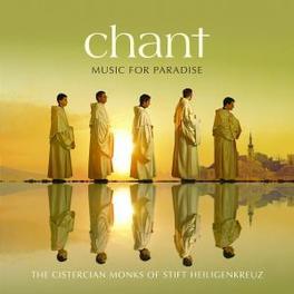 CHANT:MUSIC FOR PARADISE AKL 2015 // CISTERCIAN MONKS OF STIFT HEILIGENKREUZ Audio CD, GREGORIAN CHANT, CD