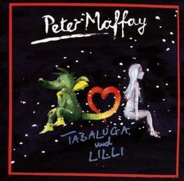 TABALUGA & LILI LIVE PETER MAFFAY, CD