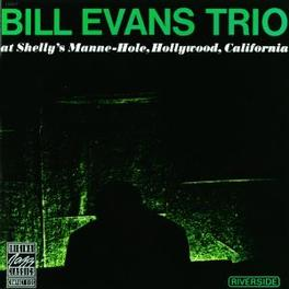 AT SHELLEY'S MANNE-HOLE Audio CD, BILL EVANS, CD