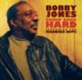 COMIN' BACK HARD BOBBY JONES, CD