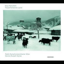 TRAUENFARBENES LAND W/RADIO S.O. WIEN, DENNIS RUSSELL DAVIES Audio CD, G. KANCHELI, CD