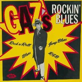 GAZ'S ROCKIN' BLUES COMPILED BY GAZ MAYALL (SON OF JOHN MAYALL) Audio CD, V/A, CD
