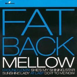 MELLOW Audio CD, FATBACK, CD