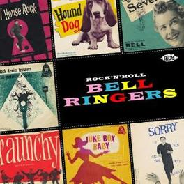 ROCK & ROLL BELL RINGERS W/ SY OLIVER, BARRY FRANK, JIMMY LEYDEN, TONY WILSON Audio CD, V/A, CD