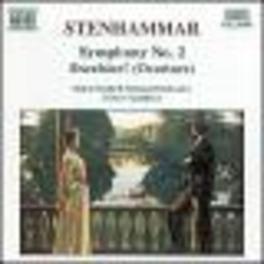 SYMPHONY NO. 2/EXCELSIOR ROYAL SCOTTISH NAT. ORCH/P.SUNDKVIST W. STENHAMMAR, CD