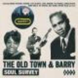 OLD TOWN & BARRY SOUL W/FREDDIE HOUSTON/ROSCO & BARBARA/THELMA JONES/A.O. Audio CD, V/A, CD
