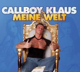 MEINE WELT CALLBOY KLAUS, CD