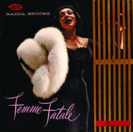 FEMME FATALE Audio CD, HADDA BROOKS, CD