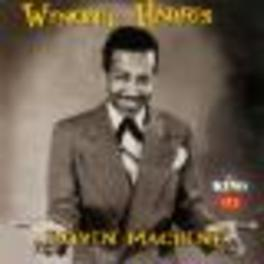 LOVIN' MACHINE 50'S RECORDING FOR THE 'KING'LABEL Audio CD, WYNONIE HARRIS, CD