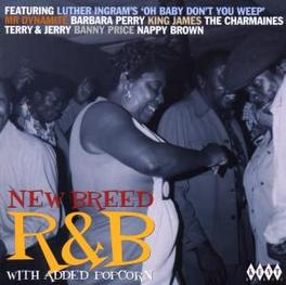 NEW BREED R&B WITH ADDED ..POPCORN // W/LUTHER INGRAM/PAUL CLIFTON/A.O. Audio CD, V/A, CD