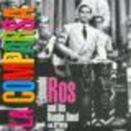 LA COMPARSA SINGIN' LATIN IN BIG BAND SETTING Audio CD, EDMUNDO ROS, CD