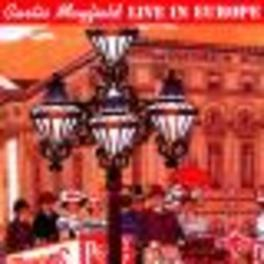 LIVE IN EUROPE Audio CD, CURTIS MAYFIELD, CD