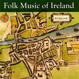 FOLK MUSIC OF IRELAND Audio CD, V/A, CD