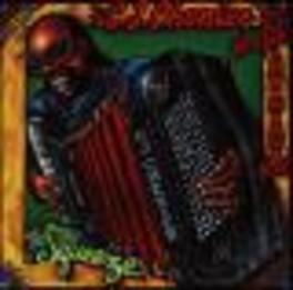 BIG SQUEEZE W/ RED HOT LOUISIANA BAND Audio CD, C.J. CHENIER, CD