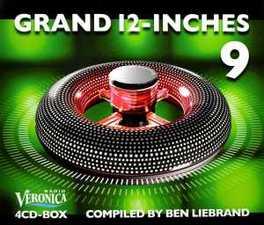 GRAND 12 INCHES 9 BEN LIEBRAND, CD
