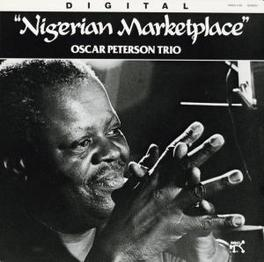 NIGERIAN MARKETPLACE Audio CD, OSCAR PETERSON, CD