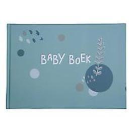 Babyboek. invulboek voor het eerste jaar van de baby, Hardcover