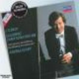 GOLDBERG VARIATIONS W/ANDRAS SCHIFF Audio CD, J.S. BACH, CD