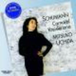 CARNAVAL/KREISLERIANA W/MITSUKO UCHIDA Audio CD, R. SCHUMANN, CD