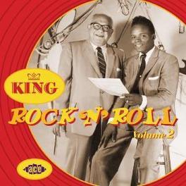 KING R&R VOL. 2 W/ DONNIE LEBERT, JOE TEX, LUTHER & LITTLE EVA Audio CD, V/A, CD