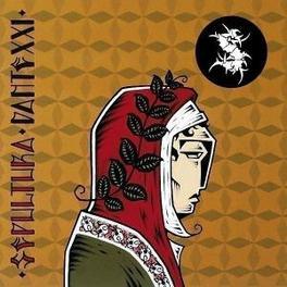 DANTE XXI Audio CD, SEPULTURA, CD