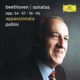 PIANO SONATAS NO.57,54,78 W/POLLINI Audio CD, L. VAN BEETHOVEN, CD