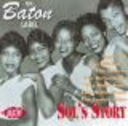 SOL'S STORY BEST OF THE 'BATON' LABEL FROM NEW YORK Audio CD, V/A, CD