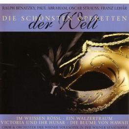 DIE SCHOENSTEN.. .. OPERETTEN 2 Audio CD, V/A, CD