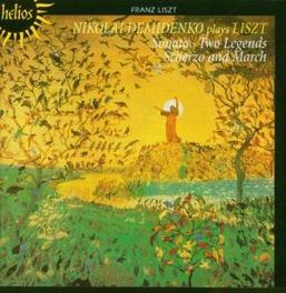 DEMIDENKO PLAYS LISZT W/NIKOLAI DEMIDENKO Audio CD, F. LISZT, CD