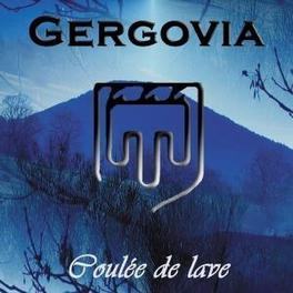 COULEE DE LAVE Audio CD, GERGOVIA, CD