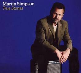 TRUE STORIES Audio CD, MARTIN SIMPSON, CD