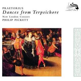 TAENZE AUS TERPSICHORE PICKETT, PHILIP Audio CD, M. PRAETORIUS, CD