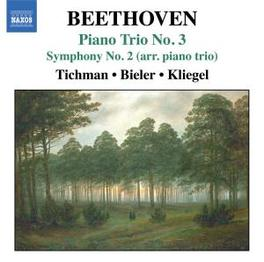 PIANO TRIOS VOL.3 TICHMAN / BIELER / KLIEGEL Audio CD, L. VAN BEETHOVEN, CD
