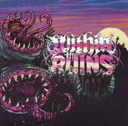 CREATURE Audio CD, WITHIN THE RUINS, CD