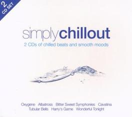 SIMPLY CHILLOUT Audio CD, V/A, CD