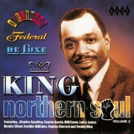 KING NORTHERN SOUL 2 W/CONNIE AUSTIN/CHARLES SPURLING/MILL EVANS/ Audio CD, V/A, CD