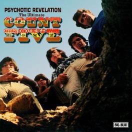 PSYCHOTIC REVELATION Audio CD, COUNT FIVE, CD