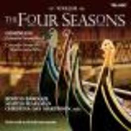 FOUR SEASONS BOSTON BAROQUE/PEARLMAN Audio CD, A. VIVALDI, CD