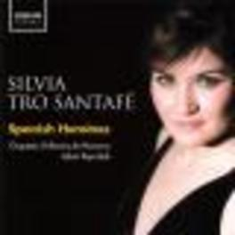 SPANISH HEROINES ORQ.SINF.DE NAVARRA/REYNOLDS Audio CD, ROSSINI/MOZART/DONIZETTI, CD