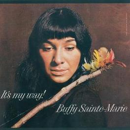 IT'S MY WAY ! HER 1964 ALBUM Audio CD, SAINTE-MARIE, BUFFY, CD